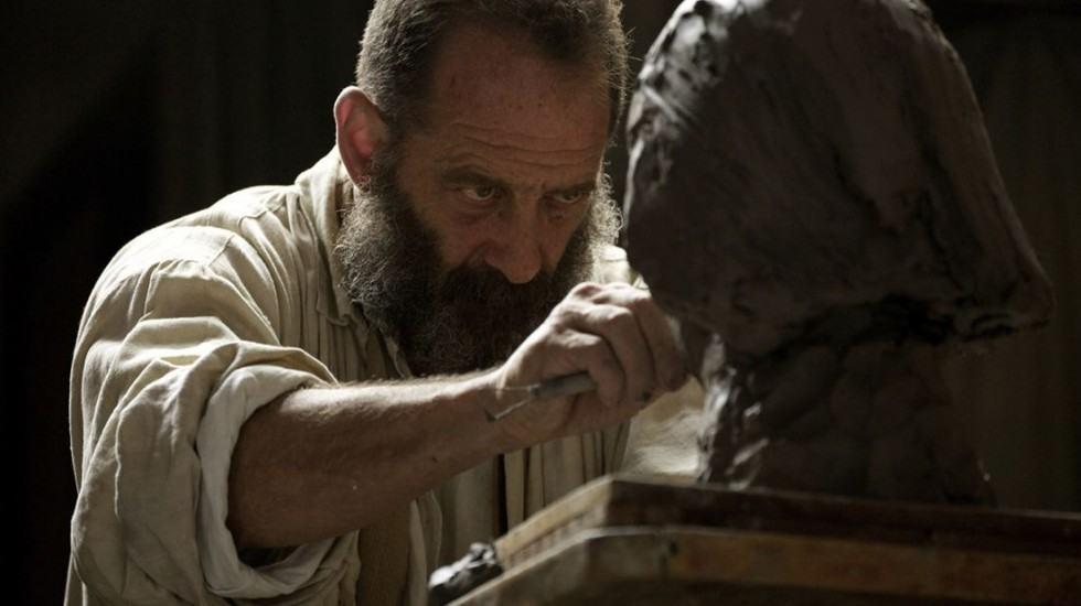 """Vincent Lindon dans """"Rodin"""" film de Jacques Doillon"""