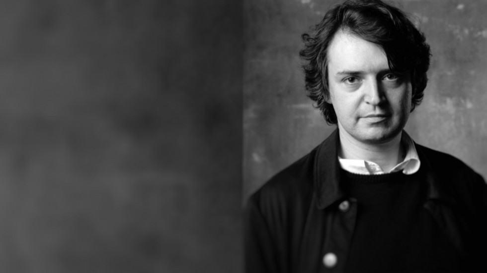 Portrait d'Antoine Desrosières par Maxime Grossier