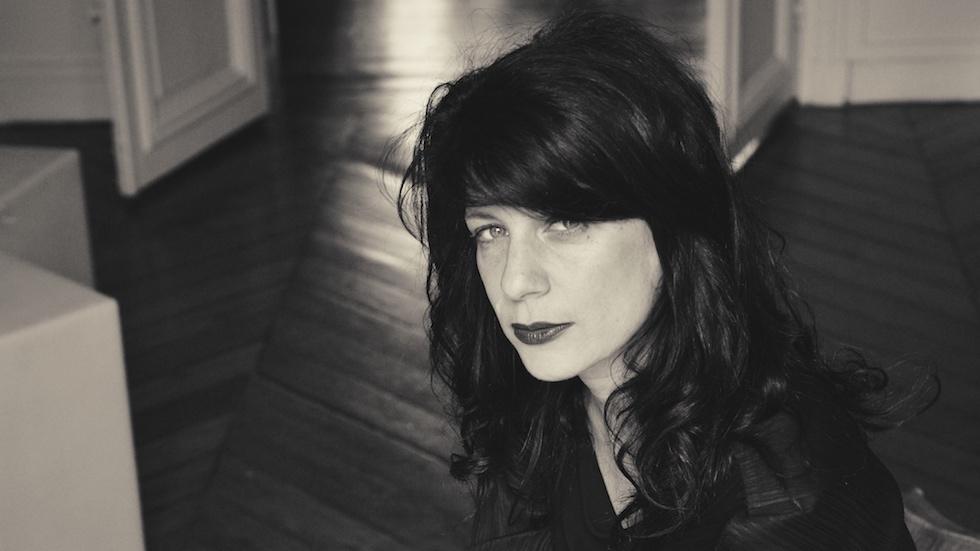 Sarah Chiche photographiée par Lynn SK