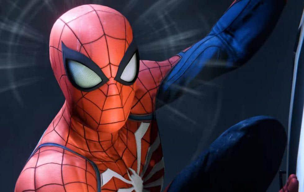 Homem Aranha PS5