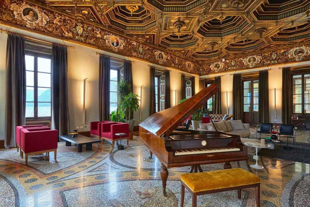 Lago di Como Hotel Il Sereno Torno
