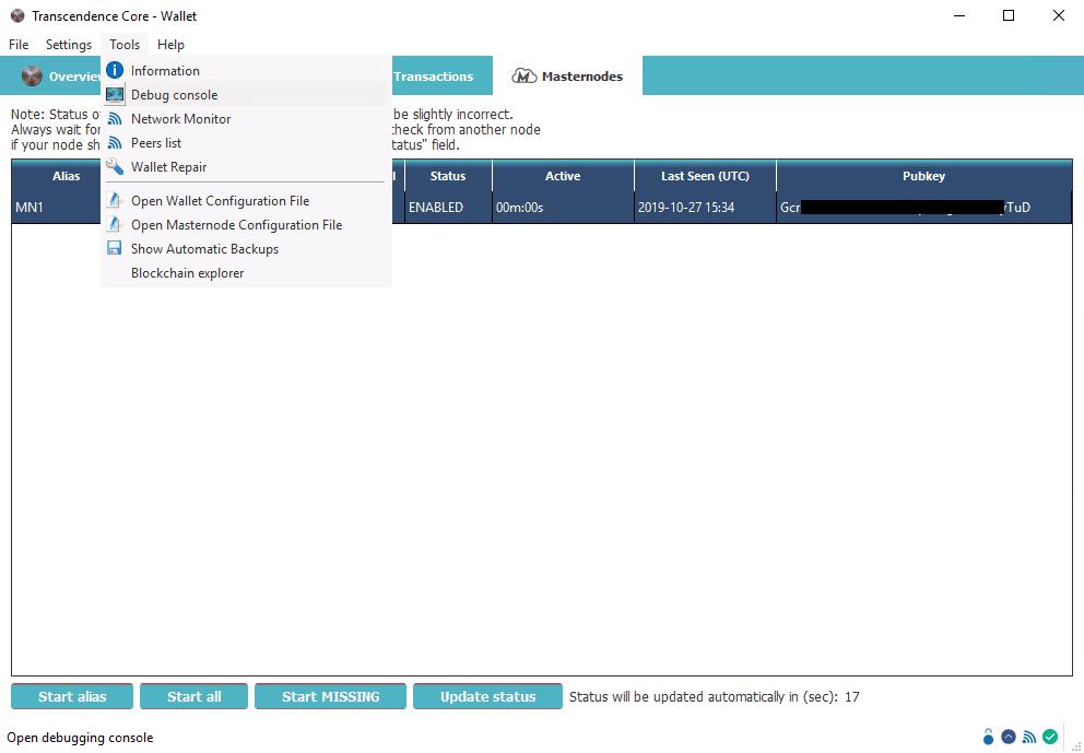 Telos Windows VPS Masternode Setup