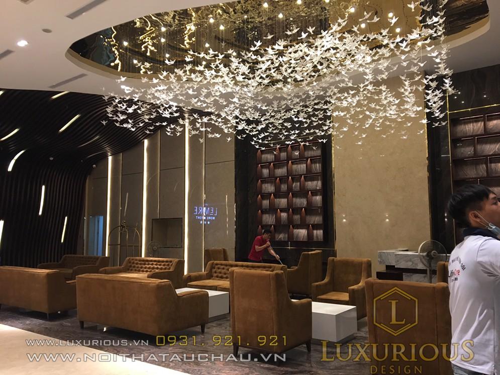 Trần khách sạn Lemore