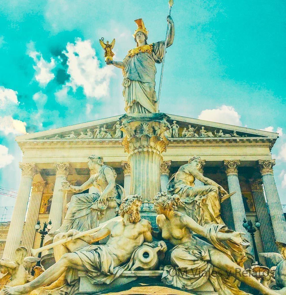 que-ver-en-Viena-Parlamento