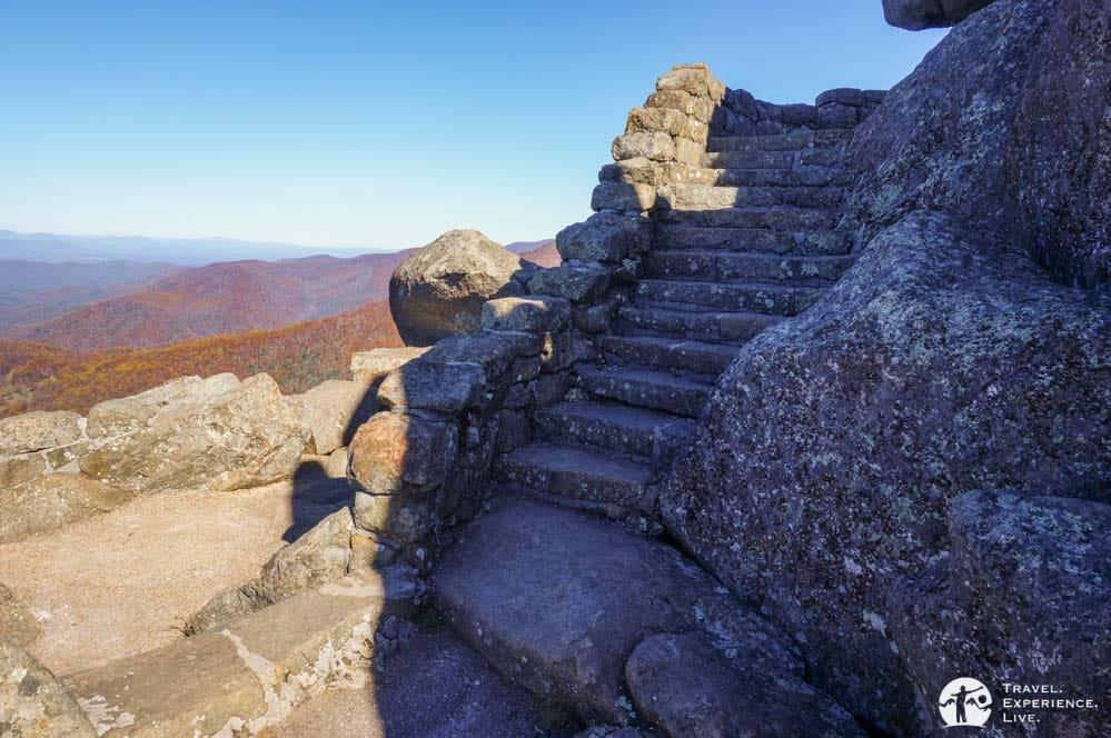 Sharp Top Mountain, Peaks of Otter, Virginia