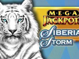 IGT – Siberian Storm MEGA JACKPOT