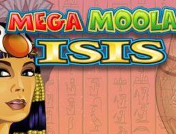 Microgaming – Mega Moolah Isis