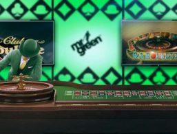 Mr Green LIVE casino jackpot-boost i februari