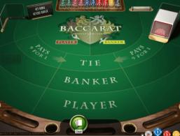 NetEnt – Baccarat Pro