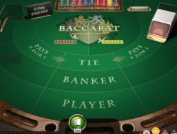 NetEnt – Baccarat Pro High