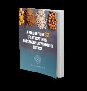 A magnézium 32 fantasztikus egészségre gyakorolt hatása