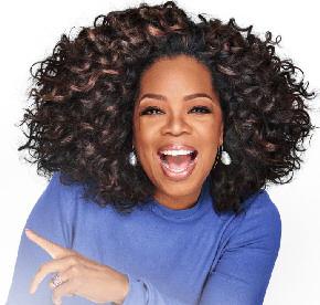 In Search of Inspiration: Oprah Winfrey