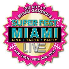 Pepsi to Title Sponsor SuperFest Miami LIVE Festival