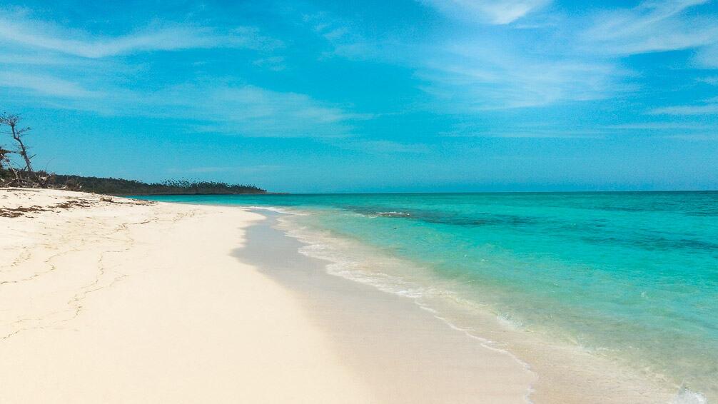 Playa Maguana- Baracoa- Cuba