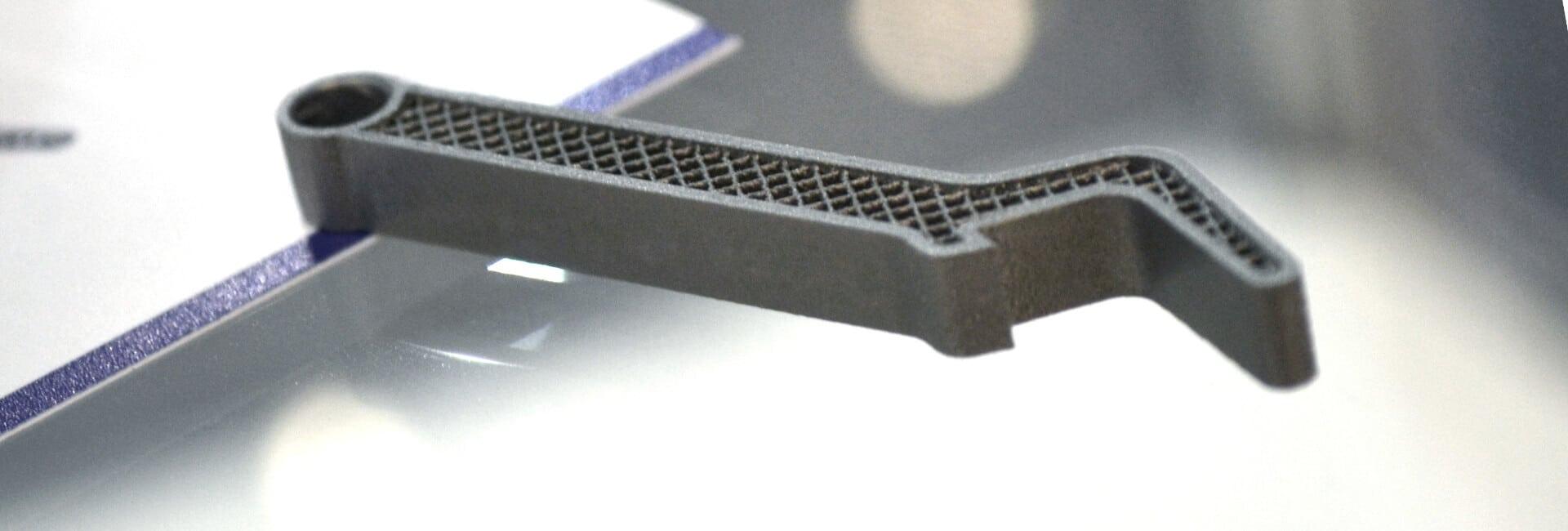 3D Druck Mesh Gitterstruktur