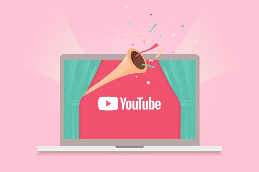 قناة على اليوتيوب YouTube