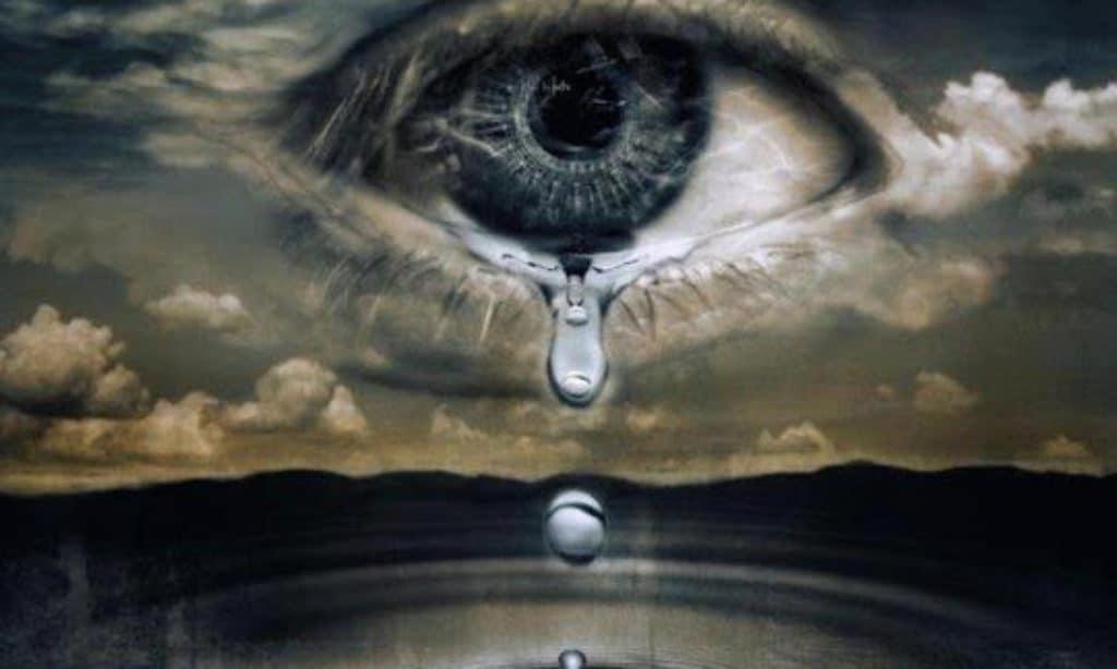 Le lacrime del male. Carotenuto