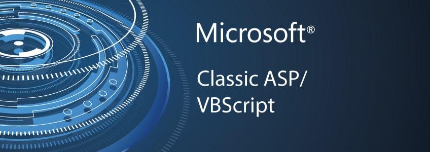 Classic ASP Component Detection Script