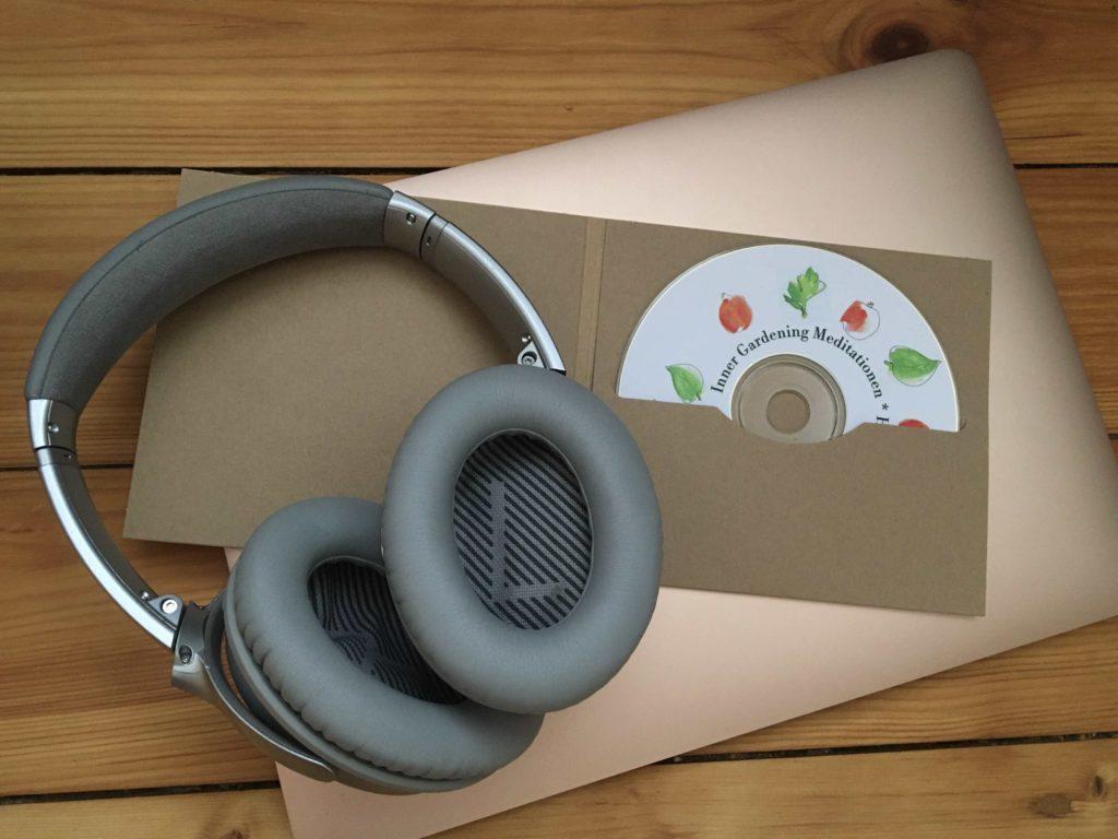 Inner Gardening Meditations -CD hören