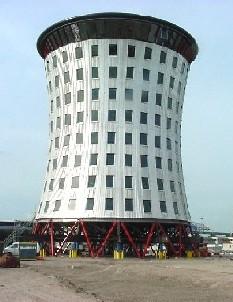 hoogvliet fundatie inbouw kantoorgebouw bolder