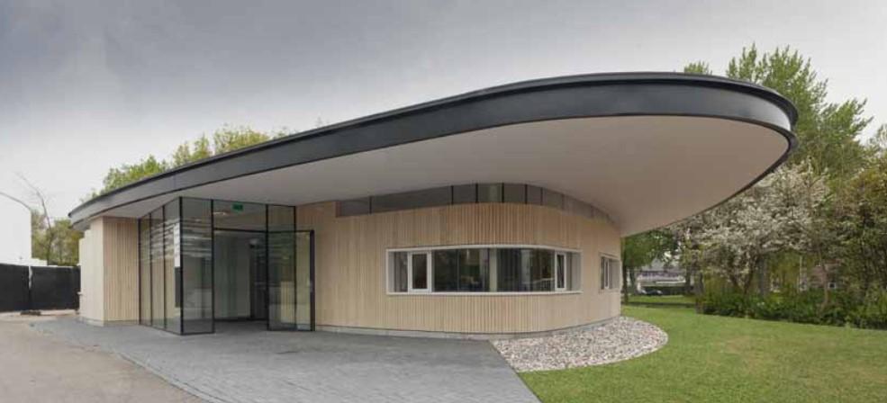 hoogvliet nieuwbouw verbouw crematorium essenhof dordrecht