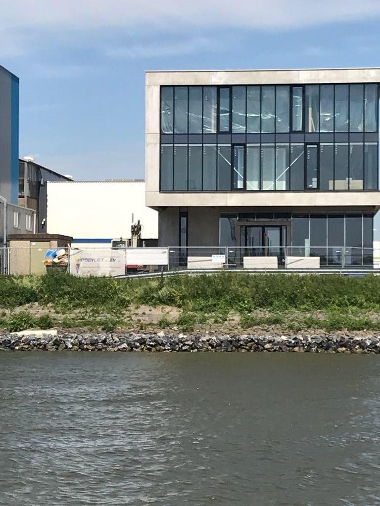hoogvliet nieuwbouw kantoor zwijndrecht