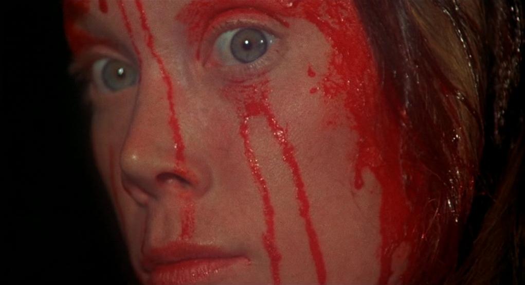 Sissy Spacek as Carrie (1976)