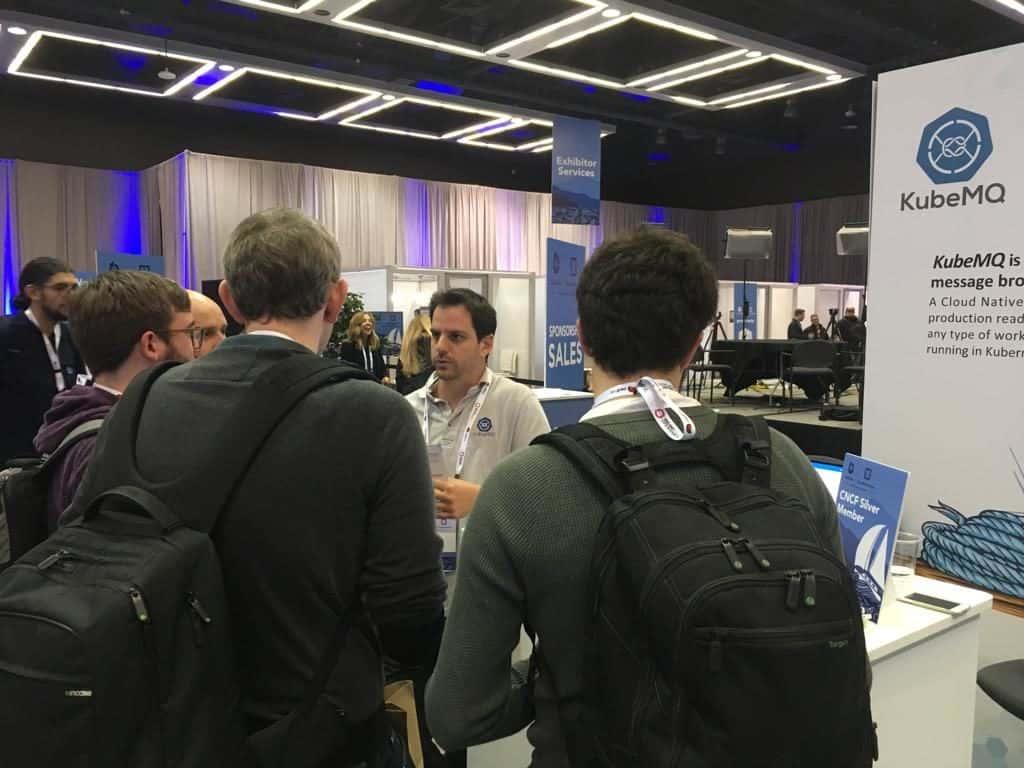 Nir Hershler, KubeMQ VP R&D explains about KubeMQ features