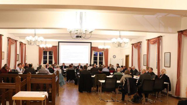 3. Verbandsversammlung am 19.11.2019