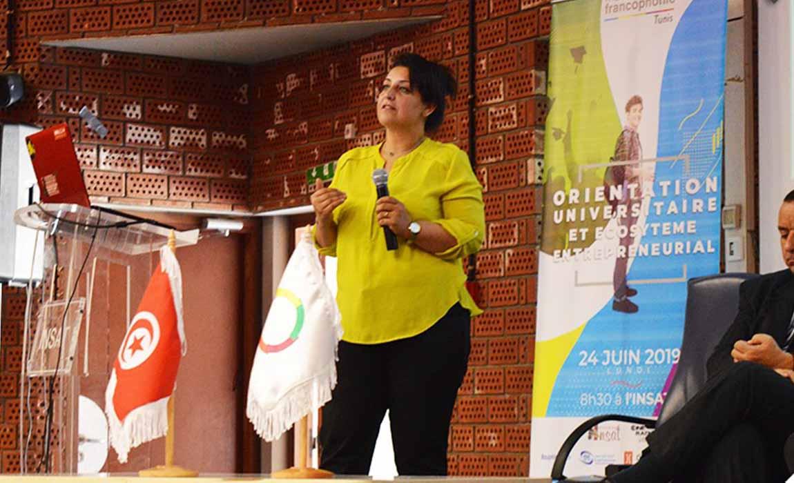 Participation au séminaire : l'Orientation Universitaire et Écosystème Entrepreneurial