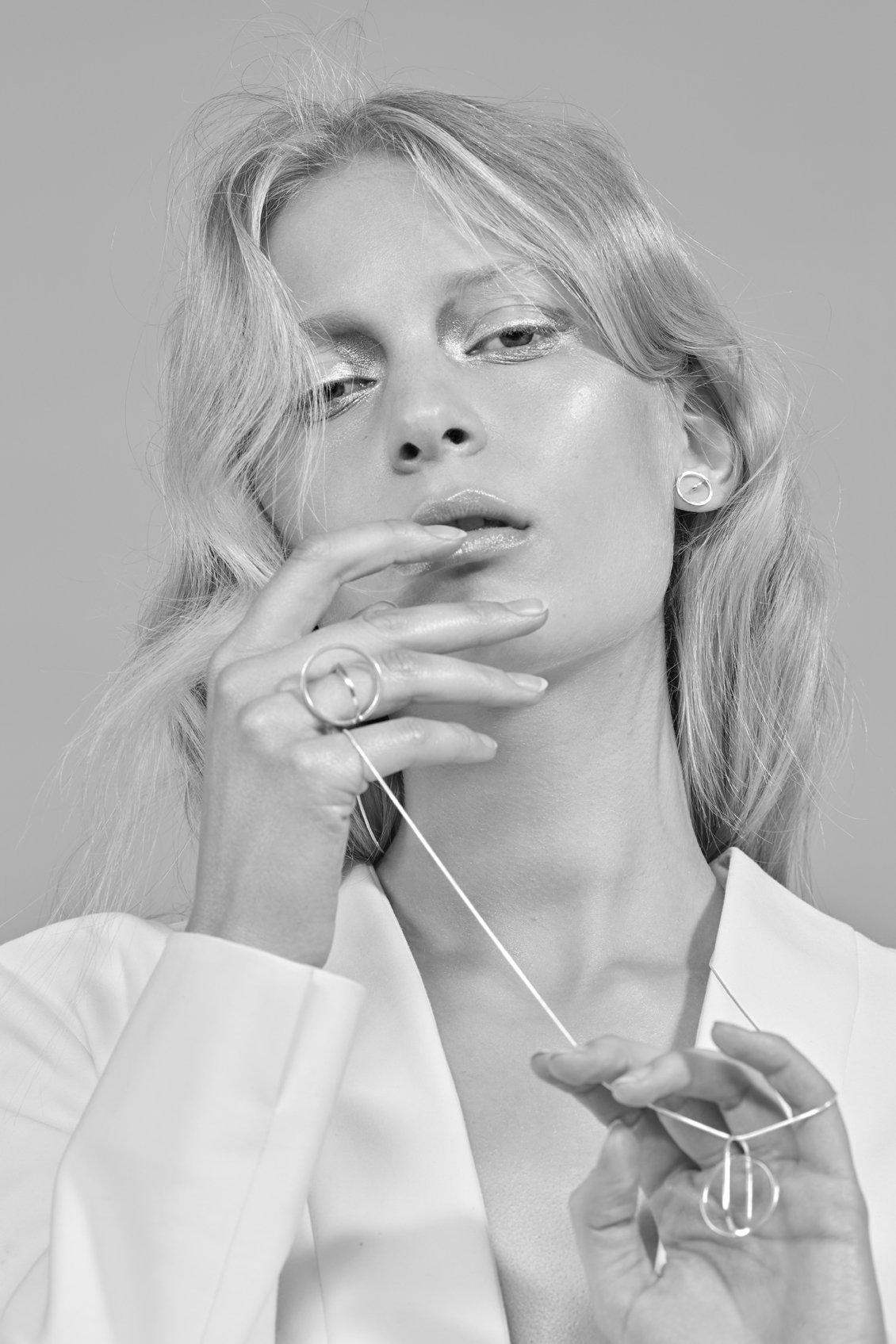 Biżuteria Balance projektu Kasi Wójcik