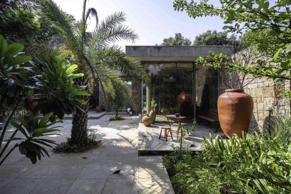 Grid Architects dom weekendowy Gujarat - Ahmedabad 01