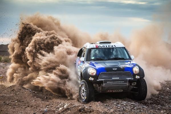MINI Dakar 2