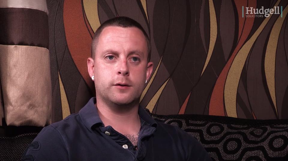 Matthew Burkes Journey to Recovery