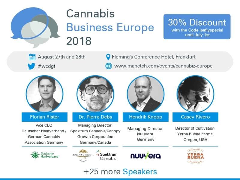 cannabis business europe 2018 rabatt