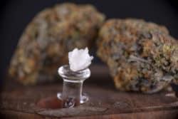 CBD-Kristalle