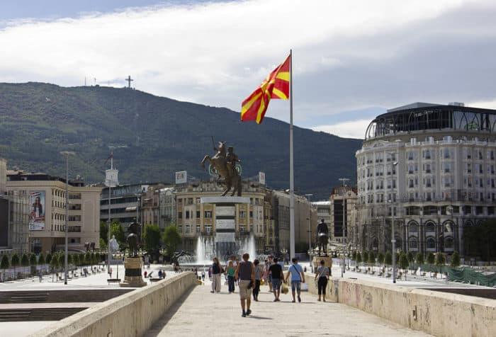 ICC beteiligt sich an Alkaloid in Mazedonien