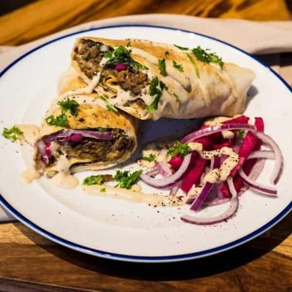 #4 - Full Flavour Beef Shawarma