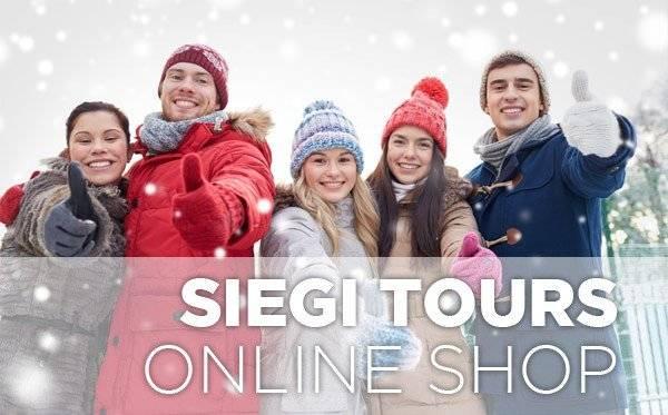 Siegi Tours Austria Online Holidays Shop