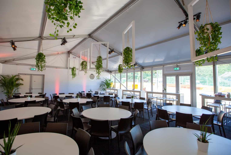 SRO VIP Club aménagé par So Event pour les Total 24H de Spa