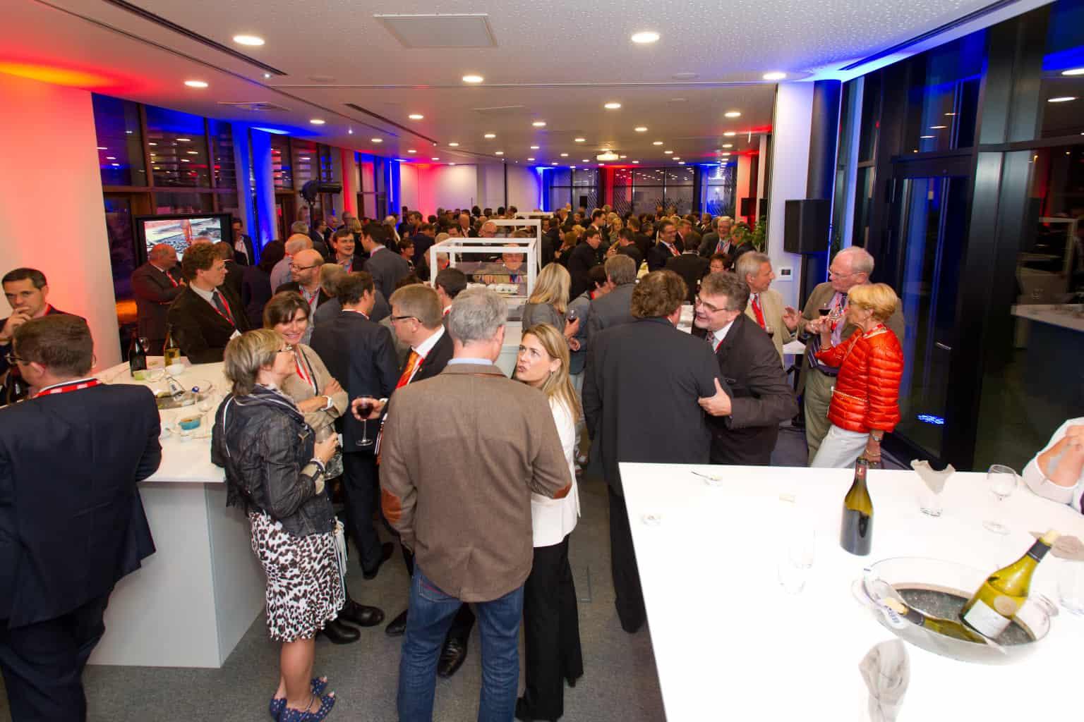 Inauguration des nouveaux bureaux de la société BDO par So Event et Cecoforma