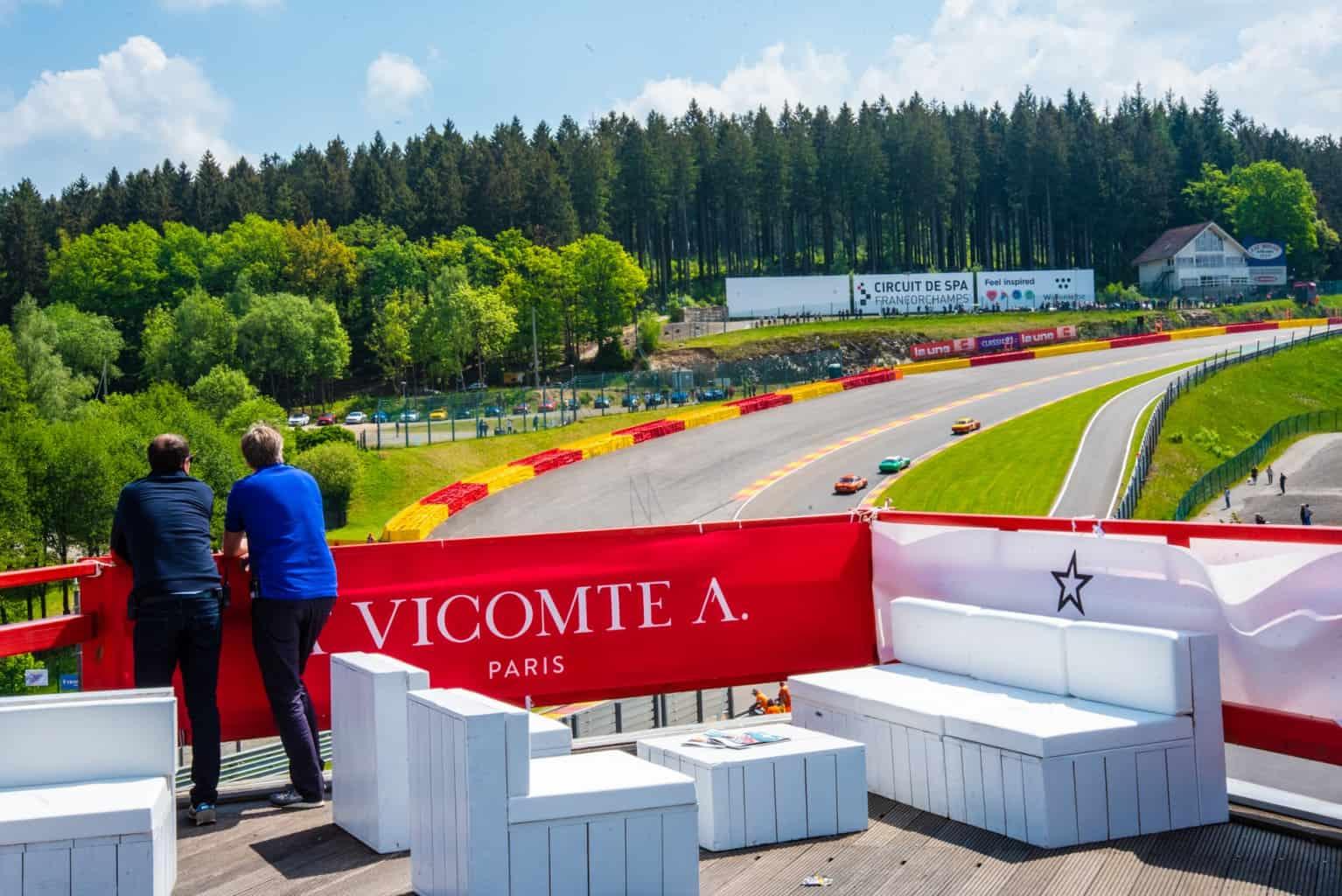 Aménagement d'espaces VIP pour le Spa Classic.