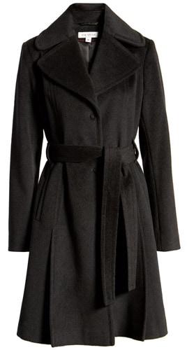Via Spiga single breasted trench coat | 40plusstyle.com