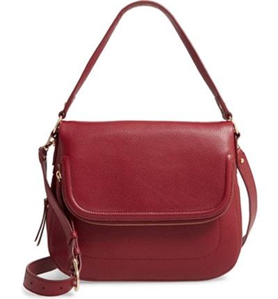 Bella crossbody bag | 40plusstyle.com