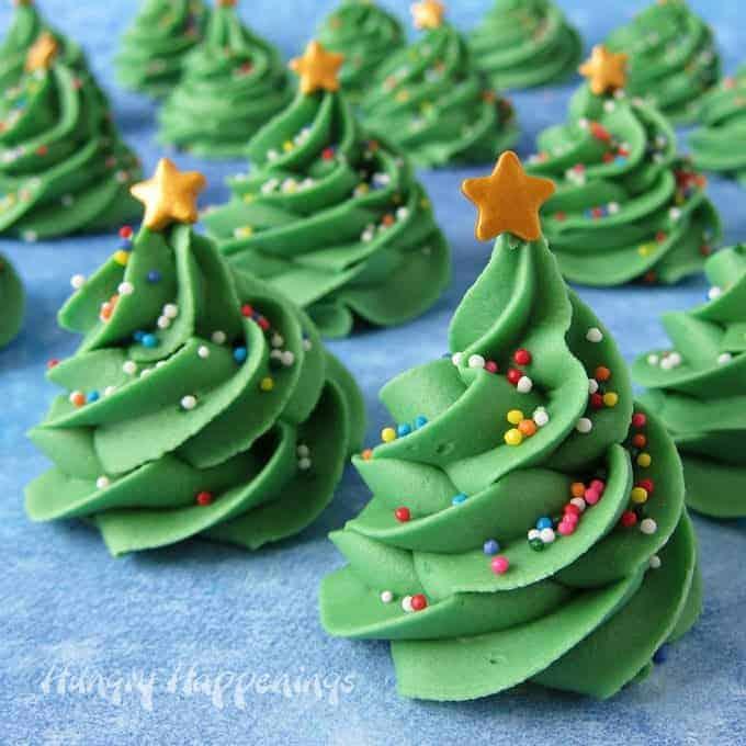 fudge-christmas-trees