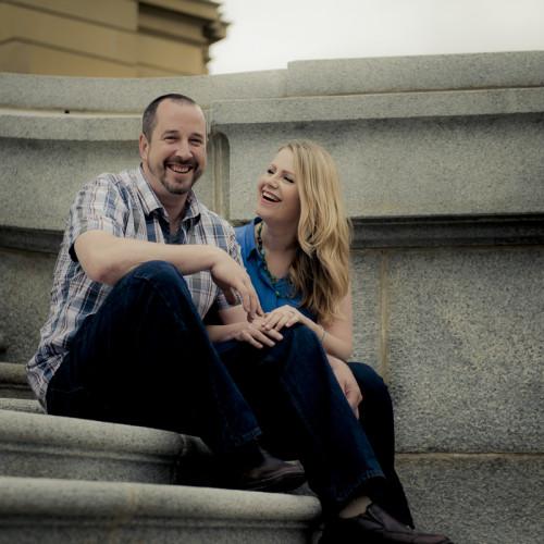 Drew & Erin – Video Game Engagement photos