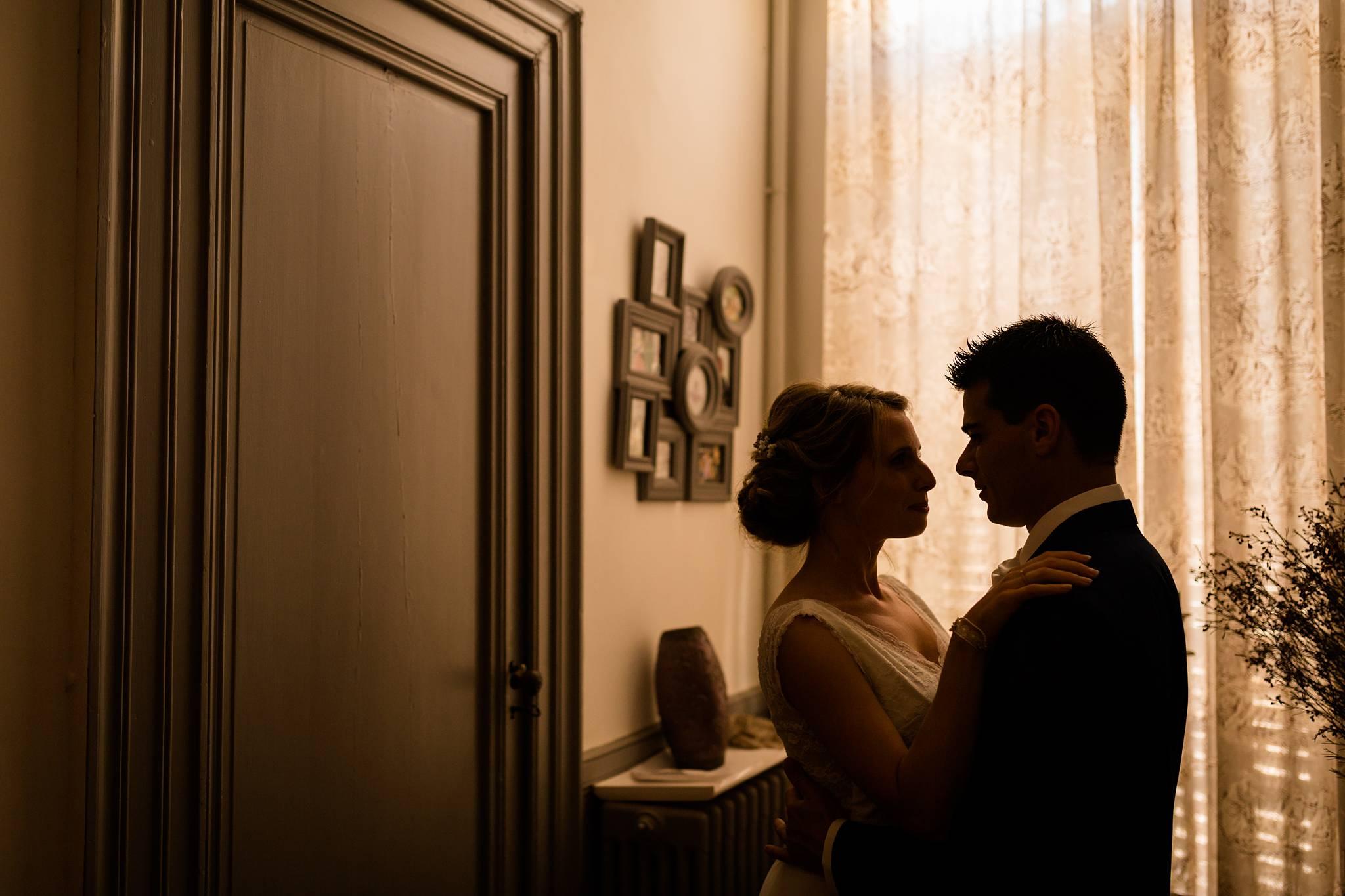 Photographe mariage à la Chartreuse des Eyres à Podensac