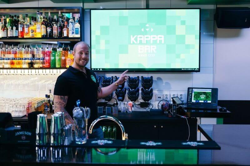 Kappa Bar
