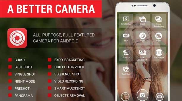 en iyi android kamera uygulaması