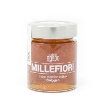 Organic Summer Millefiori Honey 200g